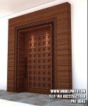Model Desain Pintu Rumah Mewah