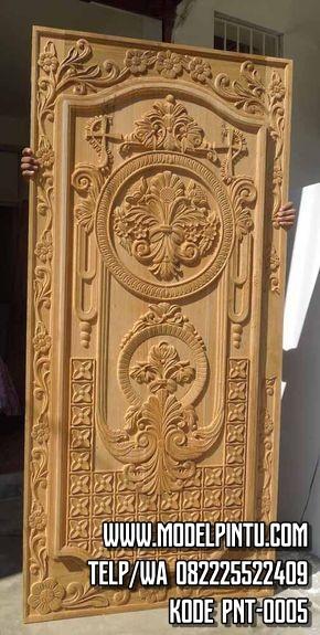 Model Pintu Gereja Ukiran
