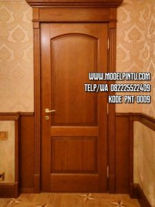 Model Pintu Kamar Rumah Mewah Jati