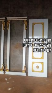 Model Pintu Rumah Minimalis Ukiran