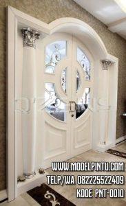 Model Pintu Utama Rumah Mewah Kupu Tarung