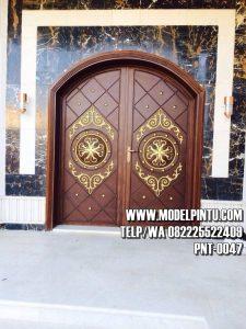 Pintu Masjid Jati Ukiran
