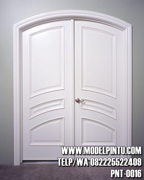 Pintu Utama Rumah Mewah Minimalis Jati
