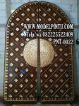 Model Pintu Masjid Nabawi Jati Ukir