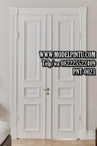 Model Pintu Rumah Mewah Minimalis Jati