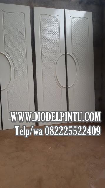 Model Daun Pintu Rumah Mewah Minimalis Jati