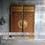 Jual Pintu Kusen Masjid Kayu