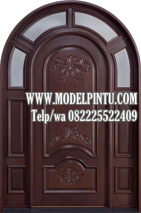 Model Pintu Kusen Kayu Jati Minimalis Mewah Klasik