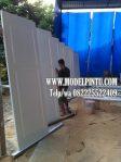 Model Pintu Kusen Rumah Mewah Minimalis Kayu Jati