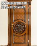 Model Pintu Rumah Mewah Jati Untuk Kamar Klasik Modern