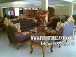 Model Kursi Sofa Tamu Ukiran Mewah Jepara