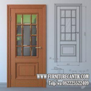 Model Pintu Kamar Rumah Mewah