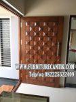 Model Pintu Kamar Rumah Mewah Jati A