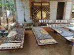Model Pintu Utama Masjid Kayu Jati Tua