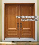 Model Pintu Utama Rumah Mewah Minimalis Jati