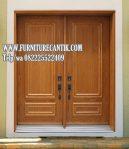 Model Pintu Utama Rumah Mewah Minimalis Terbaru