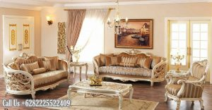 Jual Model Sofa Tamu Ukiran