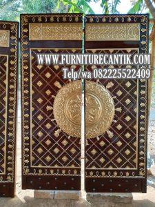 Model Pintu Masjid Ornamen