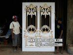 Model Pintu Minimalis Mewah Jati