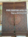 Model Pintu Utama Masjid Mewah Jati