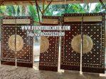 Model Pintu Utama Masjid Nabawi